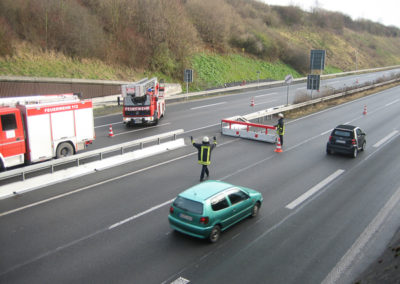 barriere stradali amovibili