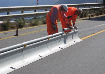 installazione barriere